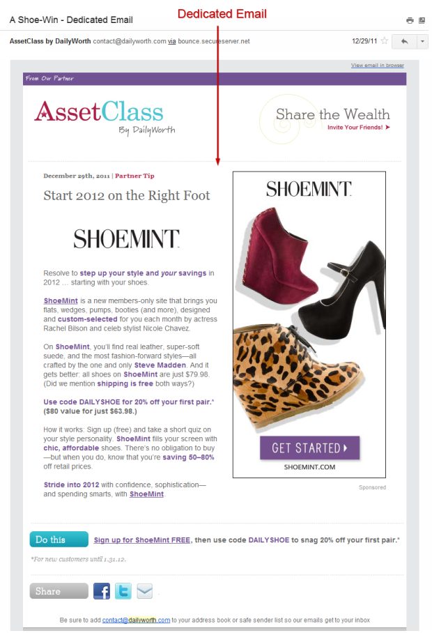 Daily Worth Email List Rental