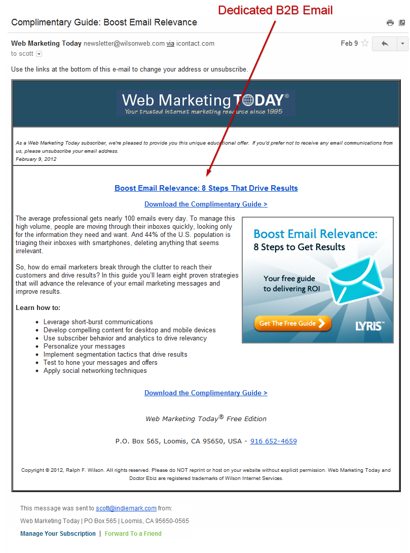 Email Newsletter Monetization: Noteworthy Options for Bloggers by
